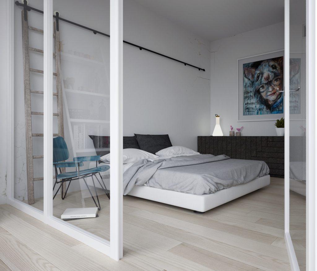 Hague Apartment - Interior 4