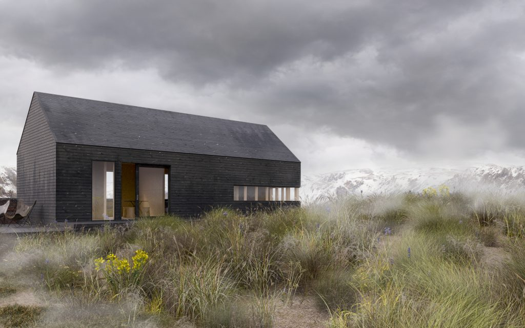 Stealth Barn - Exterior 1