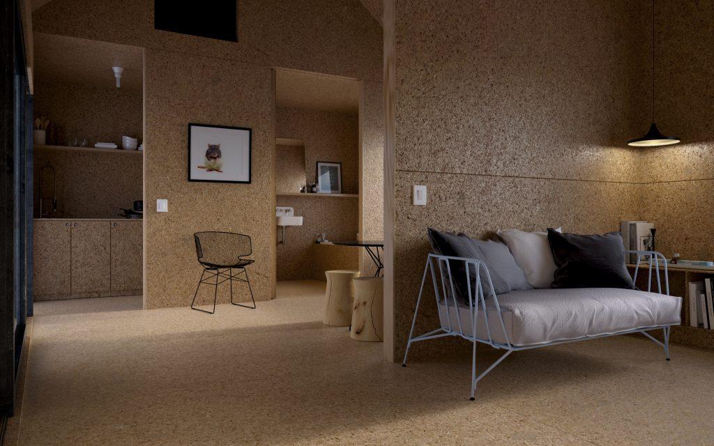 Stealth Barn - Interior 1