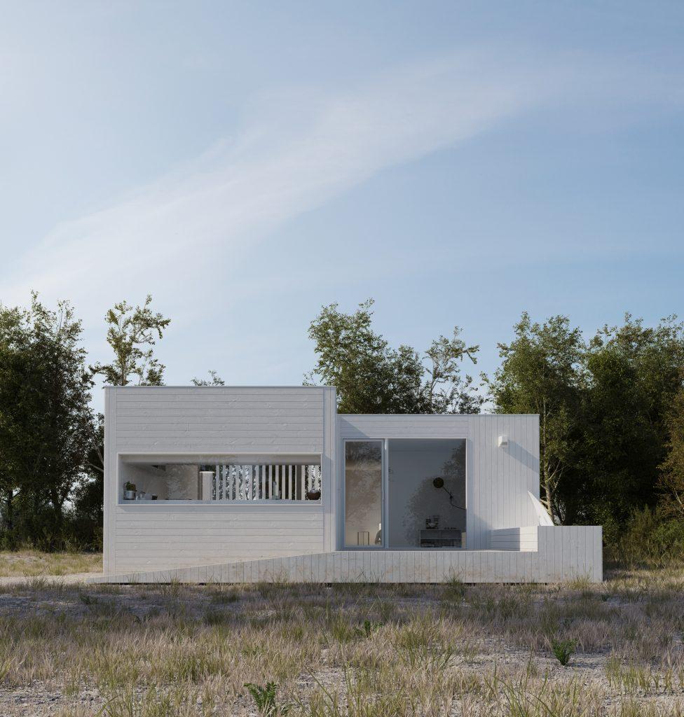 Treehouse AUS - Exterior 1