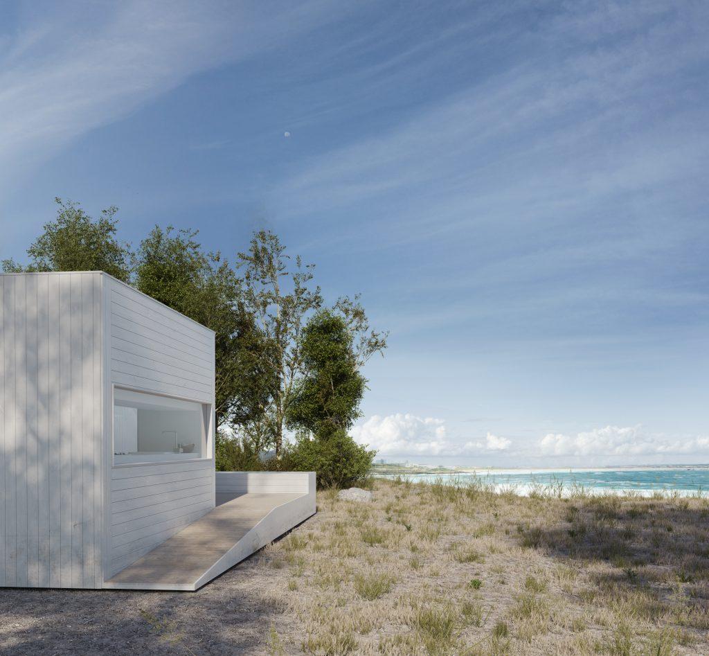Treehouse AUS - Exterior 2