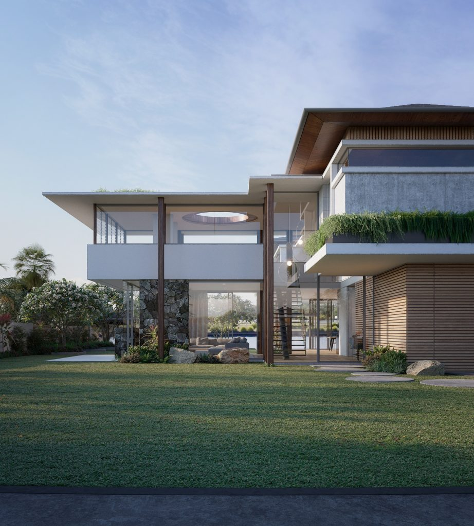 Kawana Waters Residence Exterior-1