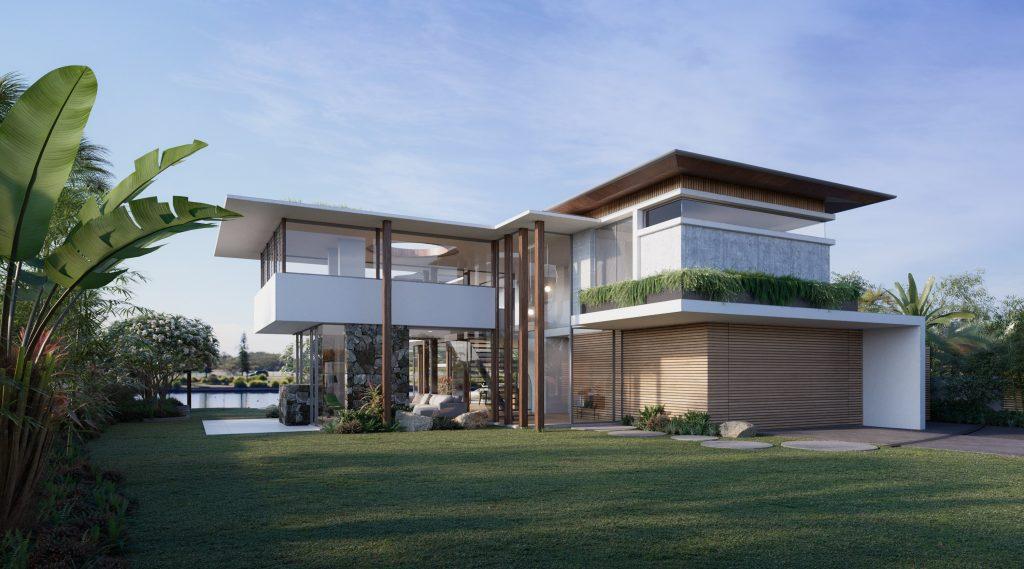 Kawana Waters Residence Exterior-2