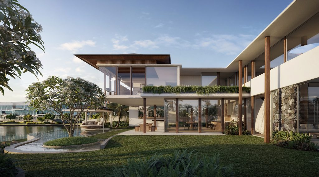 Kawana Waters Residence Exterior-3