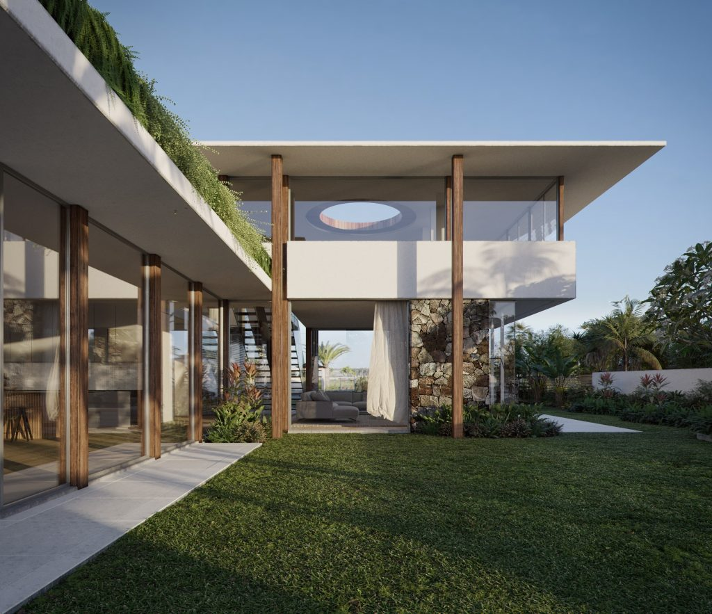 Kawana Waters Residence Exterior-4